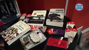 """Българските автори все по-често се срещат на книжния пазар, смята издателят и собственик на ИК """"Хермес"""" Стойо Вартоломеев"""