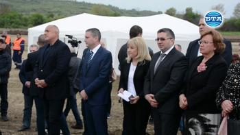 """До 2023 година трябва да бъде готов целият участък от """"Боаза"""" до пътя Русе - Велико Търново на АМ """"Хемус"""""""
