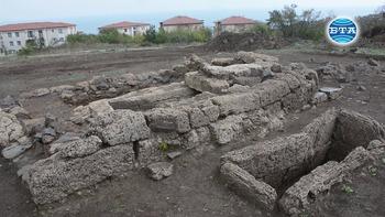 Подробности за уникалната находка, открита от българо-френски археологически екип в Созопол