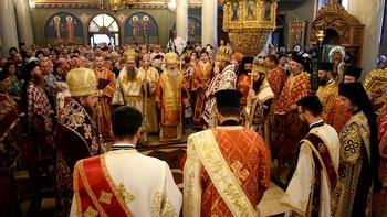 """Митрополитският храм """"Св. Марина"""" в Пловдив чества днес своя храмов празник"""