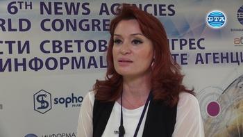 Интервю с Армела Красничи, генерален директор на Албанската телеграфна агенция АТА