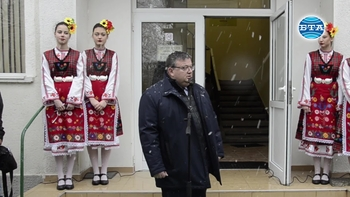 Главният прокурор откри новата сграда на Районна прокуратура - Чирпан