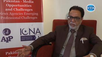 Интервю с г-н Масуд Малик, Генерален директор на Асошиейтед Прес Пакистан (АПП)
