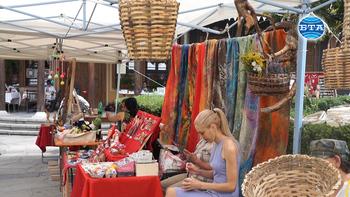 Етнографският музей в Пловдив отвори врати за традиционните занаяти