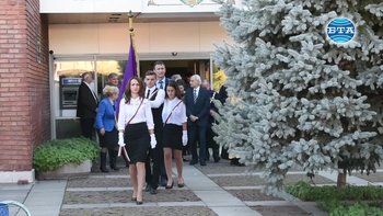 Акад. Антон Дончев е новият почетен доктор на ВТУ