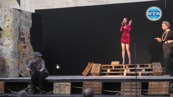 """Театър """"София"""" откри новата си сцена """"На стълбите"""" със спектакъл, представен от абсолвенти от НАТФИЗ"""