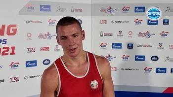 Кристиян Николов срази южнокореец в първия си мач на световното първенство по бокс в Белград