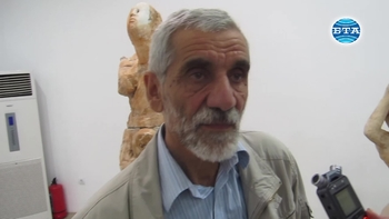 Ретроспективна изложба на скулптора Емил Попов в Плевен
