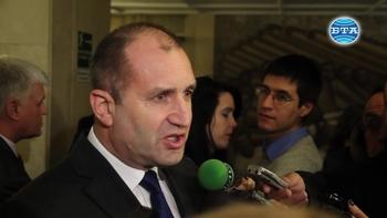 Явно става въпрос за схема за скрито придобиване на дружеството, коментира президентът Радев сделката за ЧЕЗ