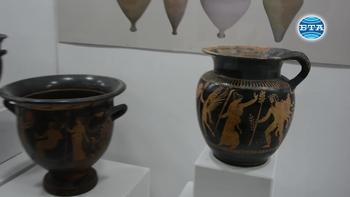 Археологическият музей в Бургас представя изложба, посветена на виното