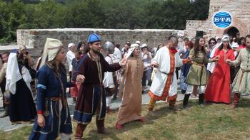 """Фестивал на късноантичното и средновековно наследство пресъздава живота в крепостта """"Стенос"""""""