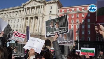 Протест срещу преместването на двете лъвчета от Разград в Пазарджик
