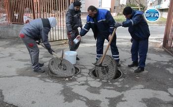 Дератизация на шахти, канали и дерета се извършва във Варна