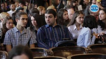 Софийският университет е светският храм на България, каза президентът Румен Радев при откриването на новата академична година