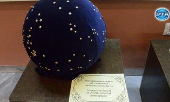 """Интерактивна изложба """"Народна астрономия и метеорология"""" гостува в Добрич"""