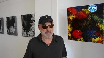 Изложба на Благой Атанасов в Бургас
