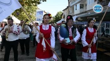 Българският фестивал на сливата в Троян