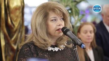 Вицепрезидентът Илияна Йотова откри 46-ия Софийски международен панаир на книгата