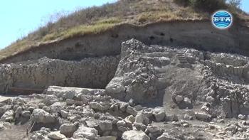 """Най-старото укрепено селище в Европа - """"Провадия солницата"""", е било напуснато от обитателите си заради засушаването на климата"""
