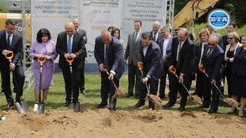 Премиерите на България и Гърция дадоха началото на изграждането на междусистемна газова връзка