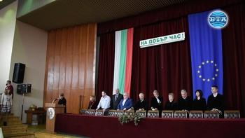 Пореден випуск абсолвенти се дипломира в Аграрния университет в Пловдив