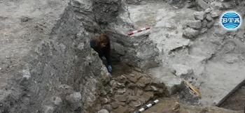 15 века история се разкриват при археологическото проучване на антична Бонония