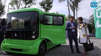 Представиха първия български електрически лекотоварен автомобил