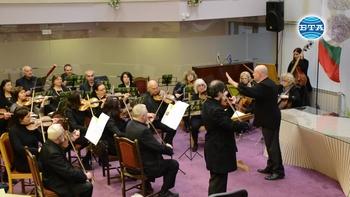 Световноизвестният цигулар Павел Минев изнесе концерт във Враца
