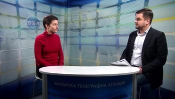 Интервю със Ска Келер, съпредседател на групата на Зелените/ЕСА в Европейския парламент