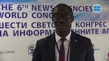 """Интервю с Емануел Туре, директор """"Комуникации"""" в информационна агенция SLENA"""