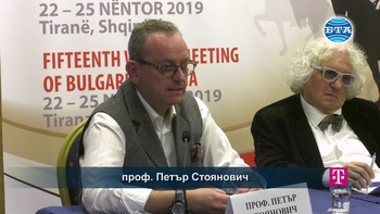 """Проф. Петър Стоянович в панела """"Медии култура – загиват ли културните формати?"""""""