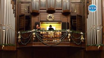 """Орган и цигулка звучаха в Коледен концерт под наслов """"In dulci jubilo"""" в Добрич"""