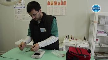 Нов метод за диагностициране на слухови проблеми при домашни любимци прилагат в Стара Загора