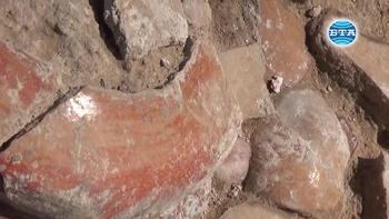 Работилници на 6700 години изследват археолози край Суворово