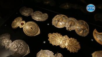 """Изложбата """"Старото злато - магия и символика"""" бе открита в Националния исторически музей"""