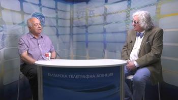 За ценностите на демокрацията и протестите - разговор на доц. Георги Лозанов с проф. Георги Фотев