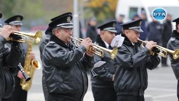 С тържествена церемония бе отбелязан празникът на българската полиция