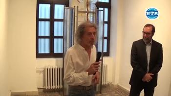 Илия Янков откри юбилейна изложба във Варна