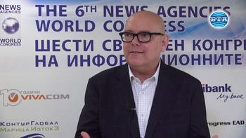 Интервю с Ърл Уилкинсън, главен изпълнителен директор на Международната асоциация на новинарските медии (INMA)