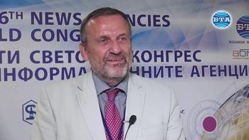 Интервю с Иржи Майстър, генерален директор на Чешката осведомителна агенция (ЧТК)