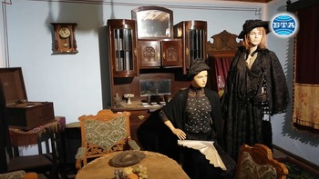 Арнауткината къща в Сливен представя бита на сливенското градско семейство в началото на ХХ век