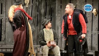 """""""Мрак"""" от Антон Страшимиров се поставя за първи път на сцената на бургаския театър"""