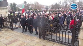 Плевен чества тържествено днес 141 години от Освобождението си