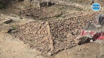 Голяма административна сграда, намираща се в съседство на владетелската базилика, проучват археолозите в Преслав
