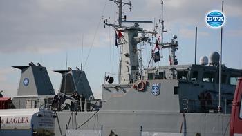 """Българските Военноморски сили и град Бургас са домакини на българо-румънското противоминно учение """"Посейдон 2018"""""""