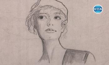 """Хореографката Мила Искренова представя своя самостоятелна изложба в галерия """"Етюд"""""""