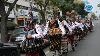 Фестивал на маскарадните игри в Бургас