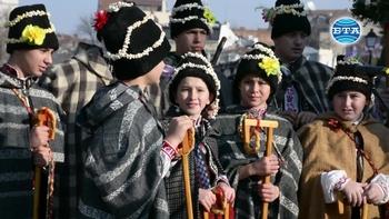 Коледарски групи в Русе