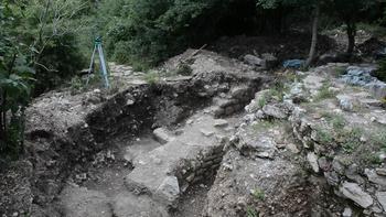 Археологическа находка свързва средновековна Враца с манастирски комплекс от 17 век край града