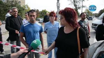 МБАЛ-Враца няма да бъде затворена, заяви народният представител Петя Аврамова пред протестиращи